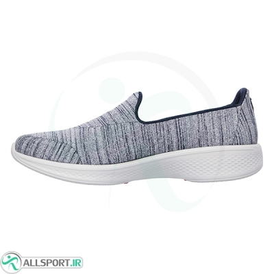 کتانی رانینگ زنانه اسکچرز گو واک Skechers Go walk 4 14149NVY