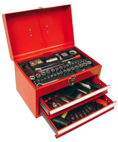 Custom Accessories 83947 Automotive Mechanic's Tool Set - 150 Piece