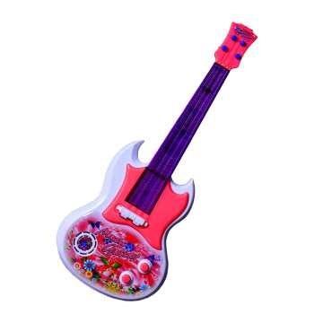 اسباب بازی گیتار موزیکال مدل ROCK Guitar