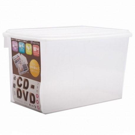 تصویر جعبه درب دار برای CD و DVD (ساخت ژاپن)