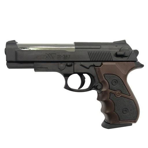 تفنگ اسباب بازی ساچمه ای مدل M-387