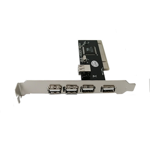 main images کارت USB PCI مدل 008