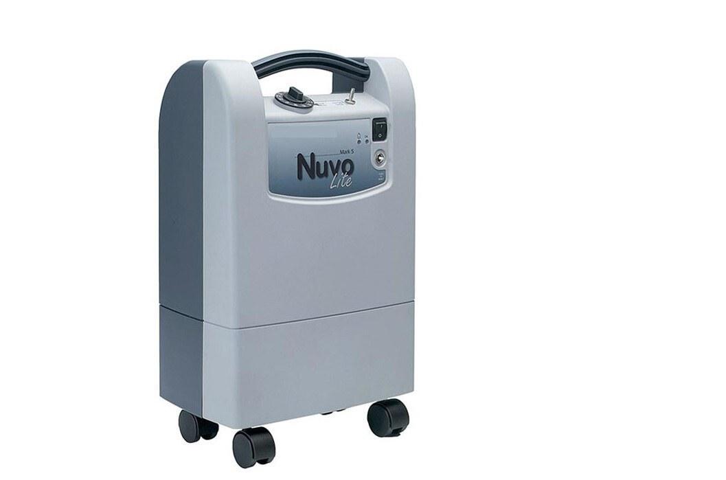 تصویر اکسیژن ساز 5 لیتری نایدک مدل NIDEK NUVO 5LIT
