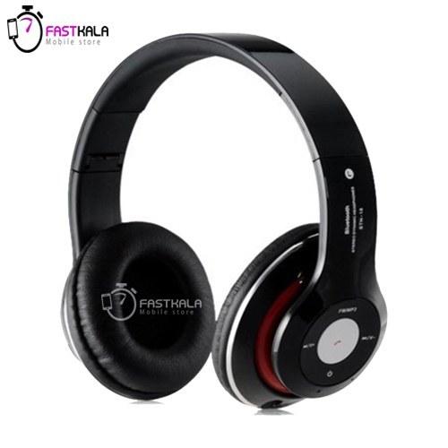 عکس هدست بلوتوث مدل STN-16 STN-16 Bluetooth headphones هدست-بلوتوث-مدل-stn-16