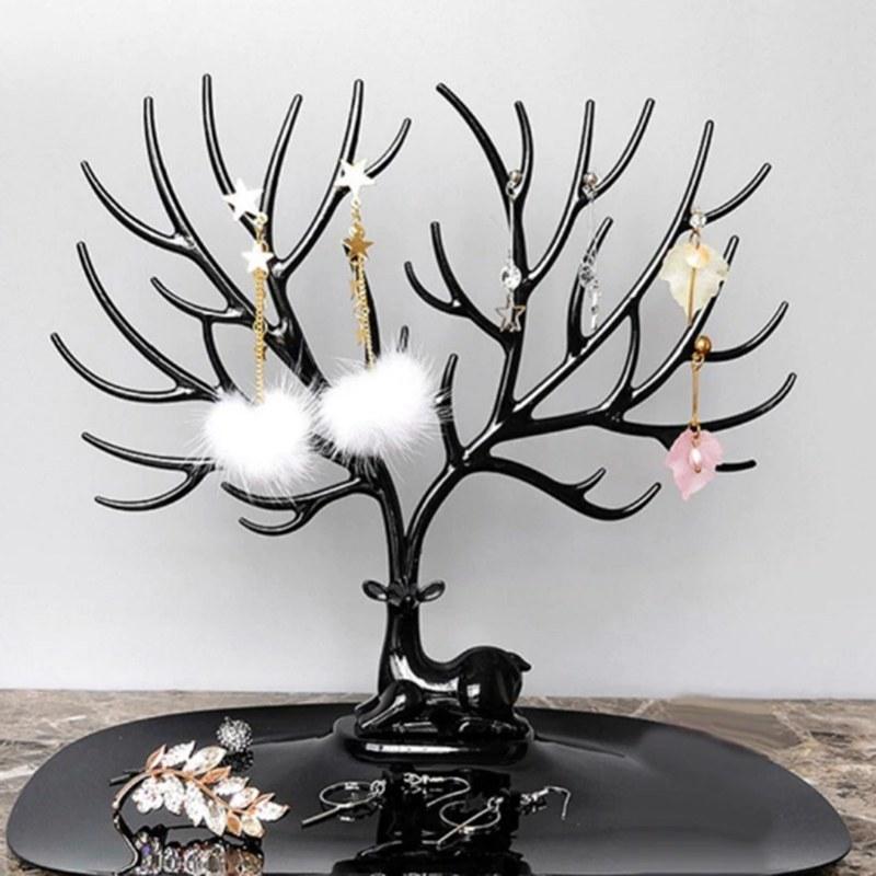 آویز زیور آلات مدل شاخ گوزن