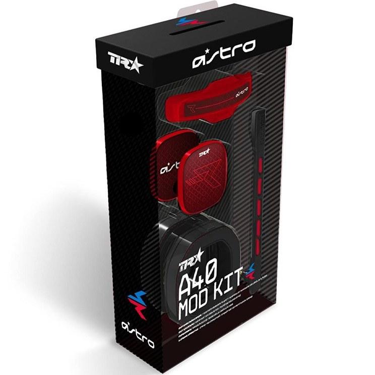 تصویر خرید کیت شخصی سازی هدست Astro A40 TR - قرمز