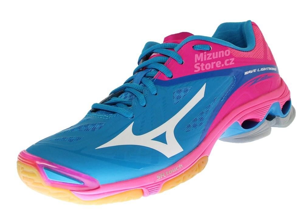 تصویر کفش والیبال میزانو مدل Wave Lighting Z2