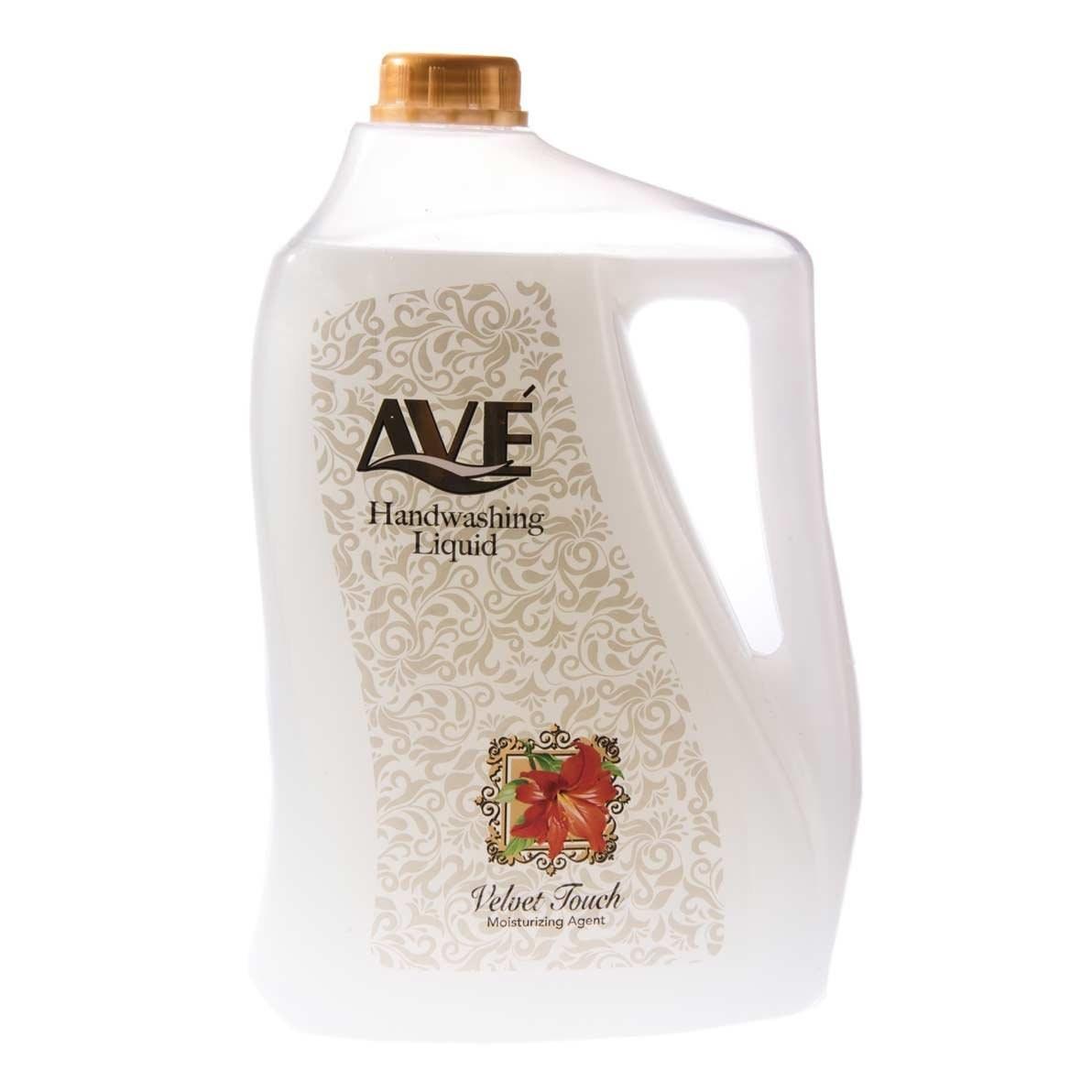 تصویر مایع دستشویی سفید اوه ۳.۷۵ کیلوگرمی -