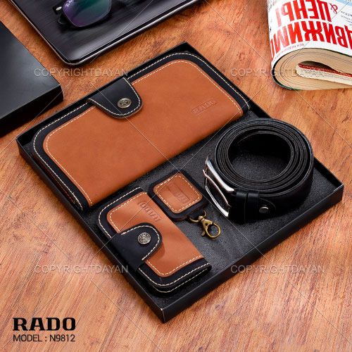 ست چرمی Rado مدل N9812 |