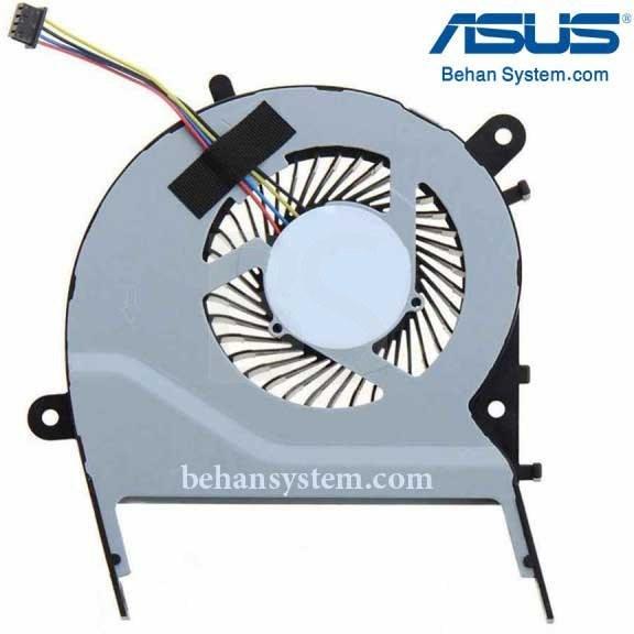 تصویر فن پردازنده لپ تاپ ASUS K555 / K555B / K555D / K555L / K555S / K555U / K555Z