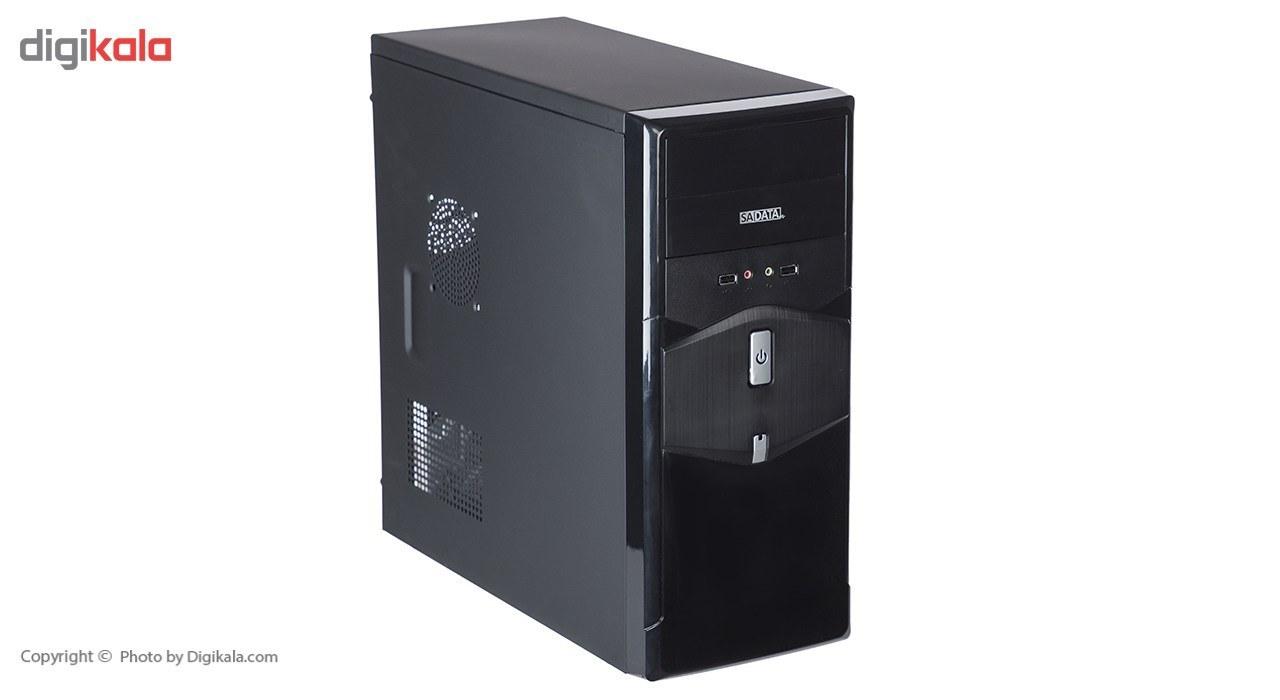 img کيس کامپيوتر ساديتا مدل SC109 SADATA SC109 Computer Case