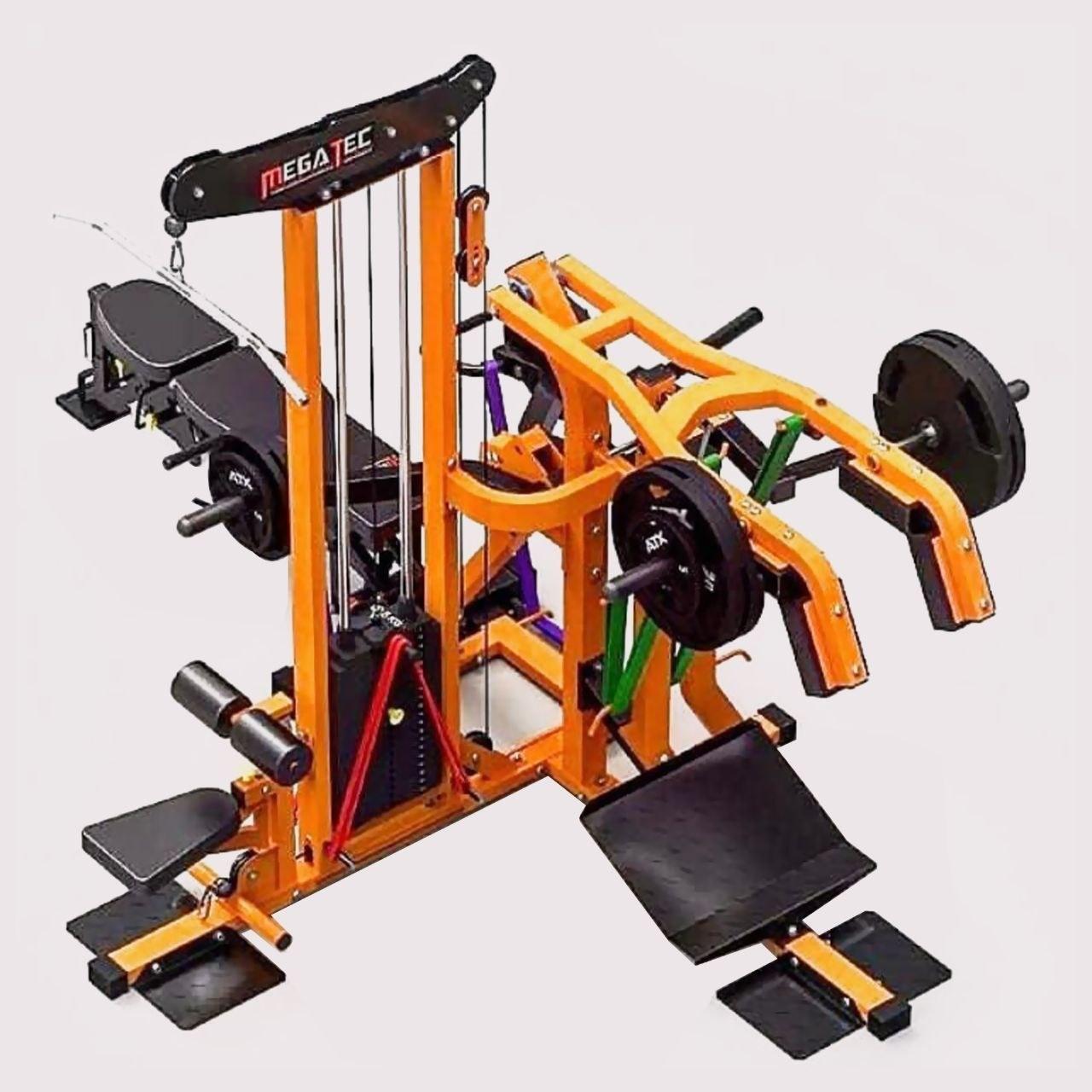 دستگاه بدنسازی چندکاره MEGA TEC