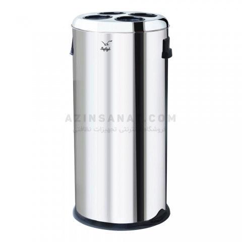 سطل لیوان یکبار مصرف Shafagh 107
