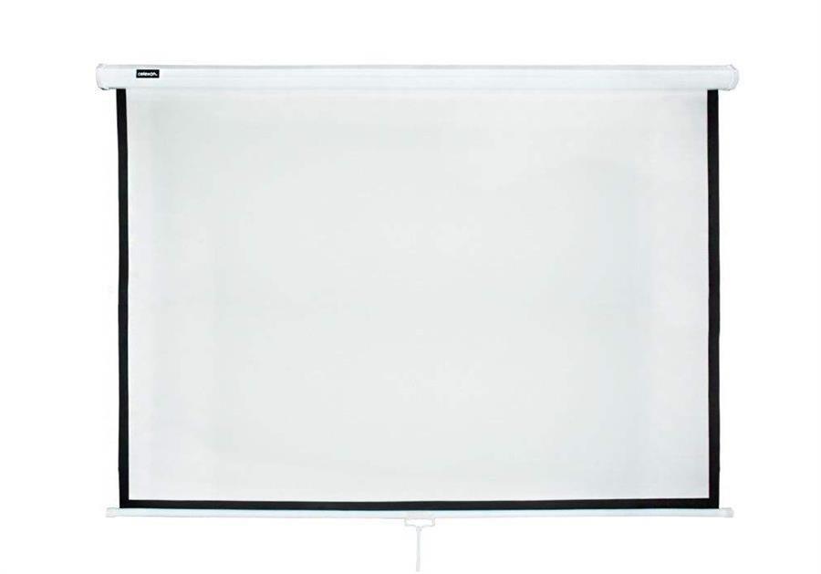تصویر پرده نمایش برقی سلکسون مدل CS3A در ابعاد 3x3