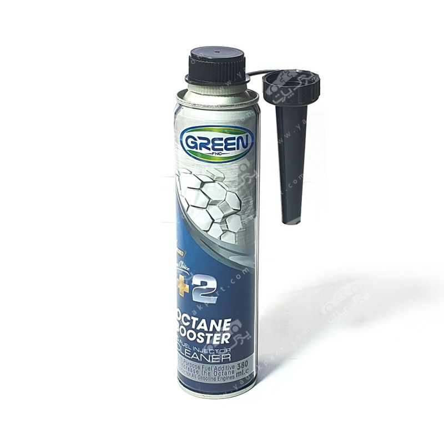 تصویر مکمل سوخت اکتان بوستر پلاس 2+ Octane Booster Plus گرین