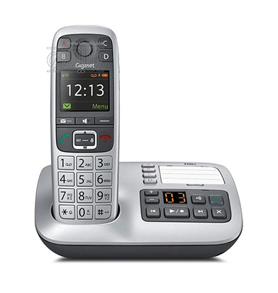 تصویر گوشی تلفن بی سیم گیگاست مدل E۵۶۰A قیمت   به شرط خرید تیمی