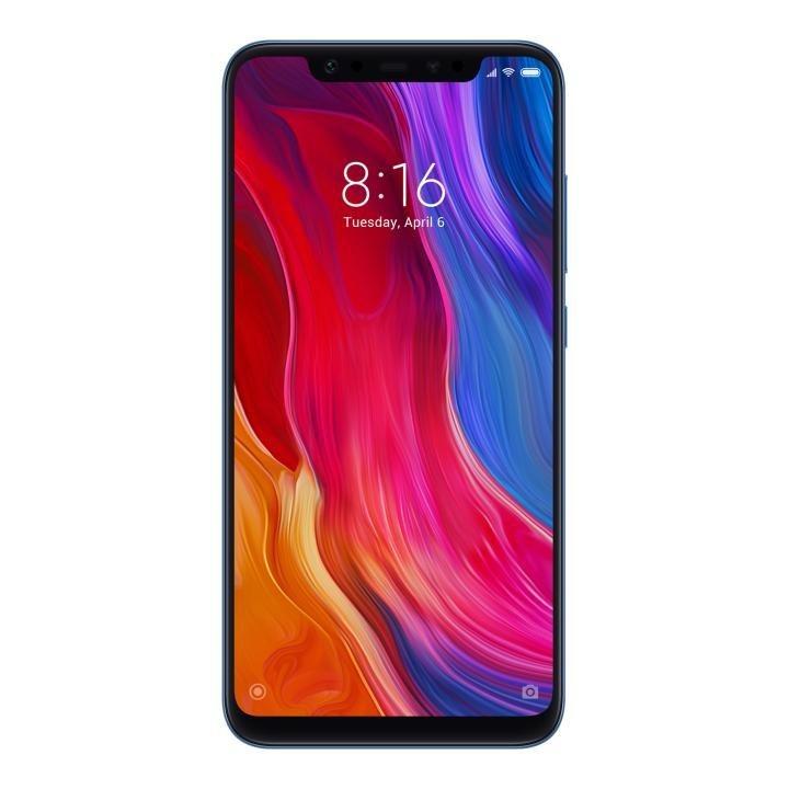 عکس گوشی شیائومی Mi 8   ظرفیت ۱۲۸ گیگابایت Xiaomi Mi 8   128GB گوشی-شیایومی-mi-8-ظرفیت-128-گیگابایت