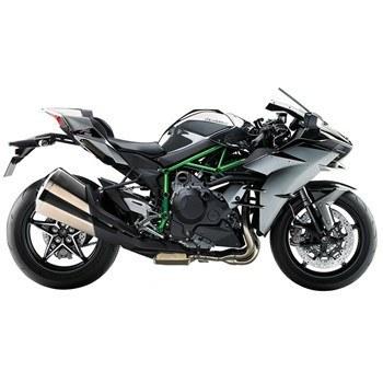 موتورسيکلت کاوازاکي مدل Ninja H2 سال 2016 | Kawasaki Ninja H2 2016 Motorbike