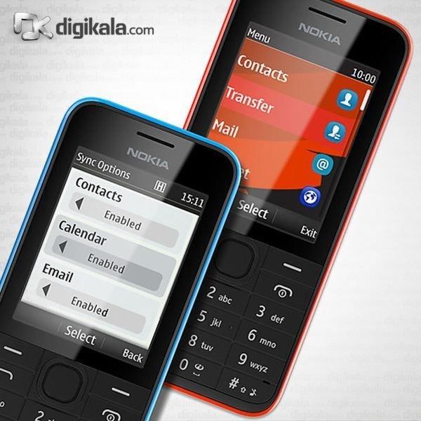 img گوشی موبایل نوکیا 208 دو سیم کارت Nokia 208 Dual SIM Mobile Phone