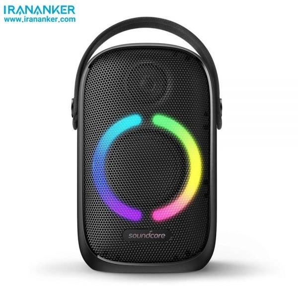تصویر اسپیکر قابل حمل بلوتوث انکر Soundcore Rave Neo Anker Soundcore Rave Neo Waterproof Bluetooth Portable Speaker