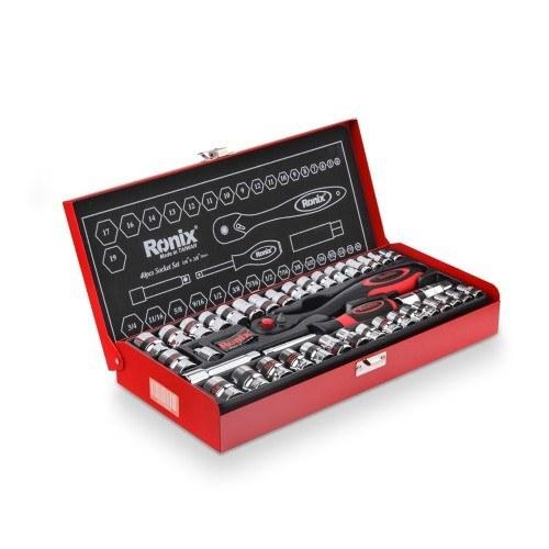 جعبه بکس 40 پارچه مدل RH-2640رونیکس |
