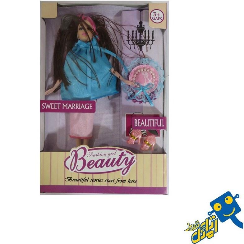 عروسک باربی بیوتی مدل 026 |