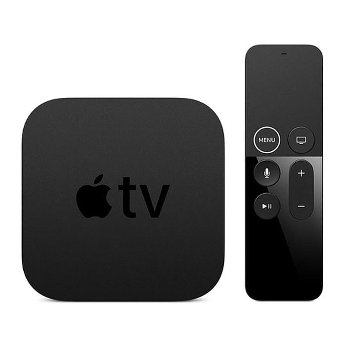 تصویر پخش کننده تلویزیون مدل Apple TV 4K نسل چهارم - 64 گیگابایت کد محصول: APPLE TV - 4K - 64GB