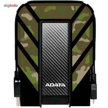 هارد اکسترنال ای دیتا مدل HD710M ظرفیت 1 ترابایت   ADATA HD710M External Hard Drive - 1TB