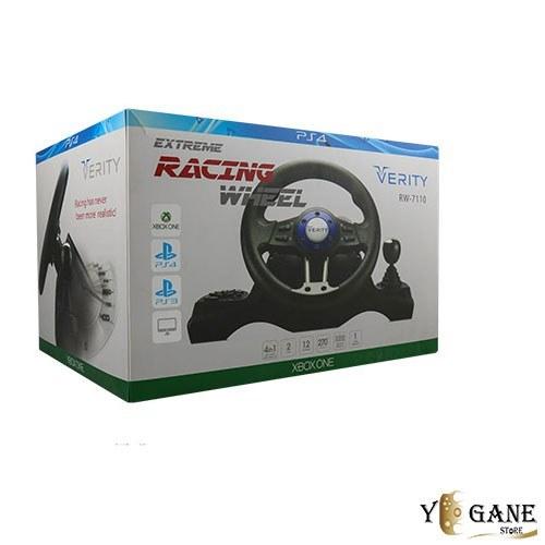 تصویر خرید فرمان بازی Verity RW-7110 Verity RW-7110 Racing Wheel