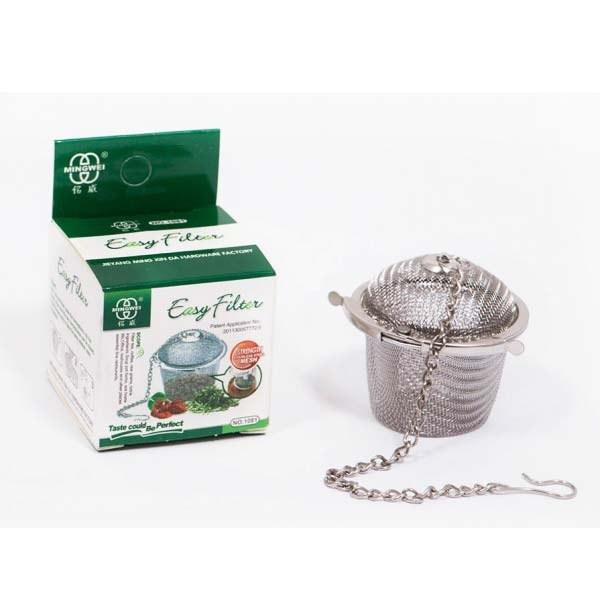 تصویر صافی چای زنجیر دار سایز کوچک