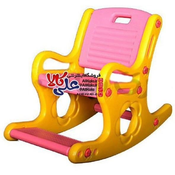 صندلی کودک مانلی مدل ننو گهواره ای راحتی