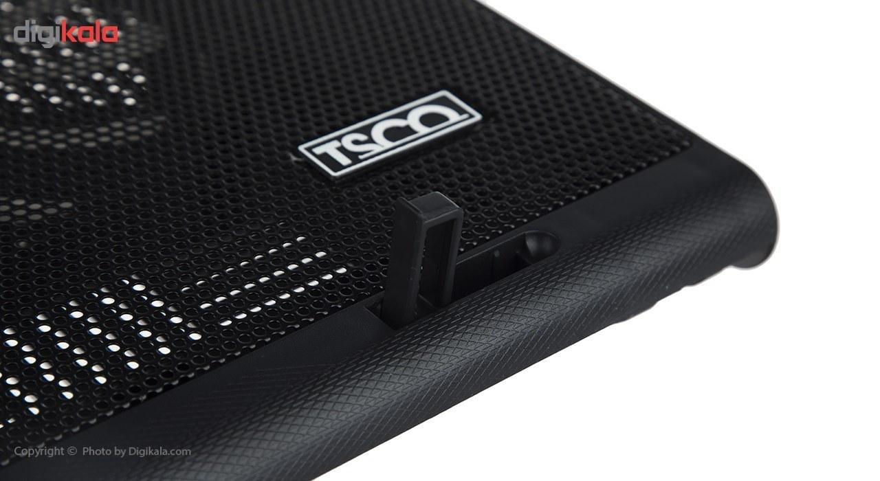 تصویر پایه خنک کننده تسکو مدل TCLP 3106 TSCO TCLP 3106 Coolpad