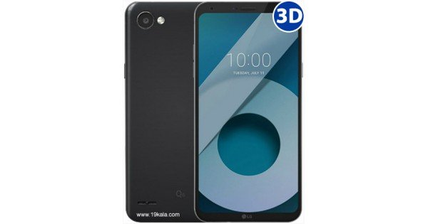 گوشی ال جی Q6 Plus | ظرفیت ۶۴ گیگابایت