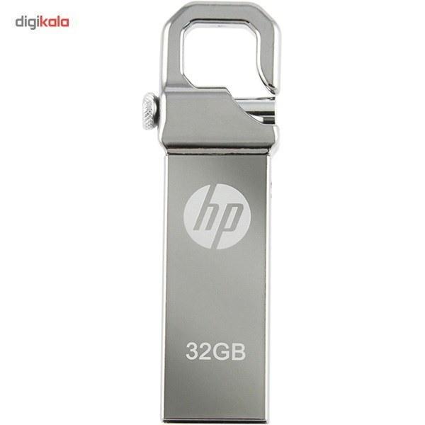 تصویر فلش مموری اچ پی V250W - سی و دو گیگابایت Flash Memory HP V250W - 32GB