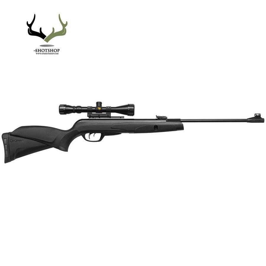 تصویر تفنگ بادی گامو بلک نایت Gamo Black Knight air rifle