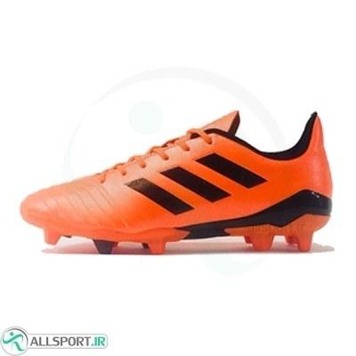 کفش فوتبال آدیداس پردیتور طرح اصلی نارنجی Adidas Predator 2018