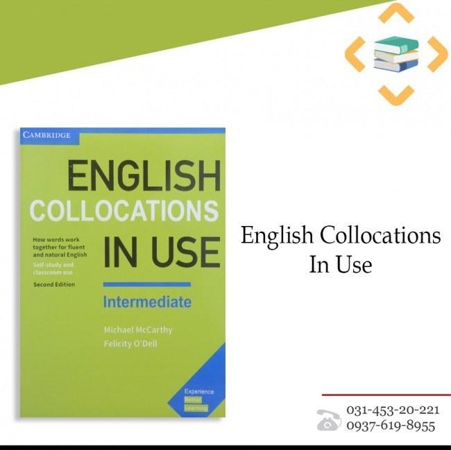 English Collocation In Use Intermadiate