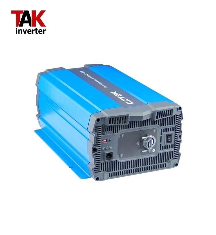 image اینورتر خورشیدی ۳۰۰۰ وات سینوسی کوتک سری SP-24v inverter solar 3000 watt Cotek 24v to 220 v SP series