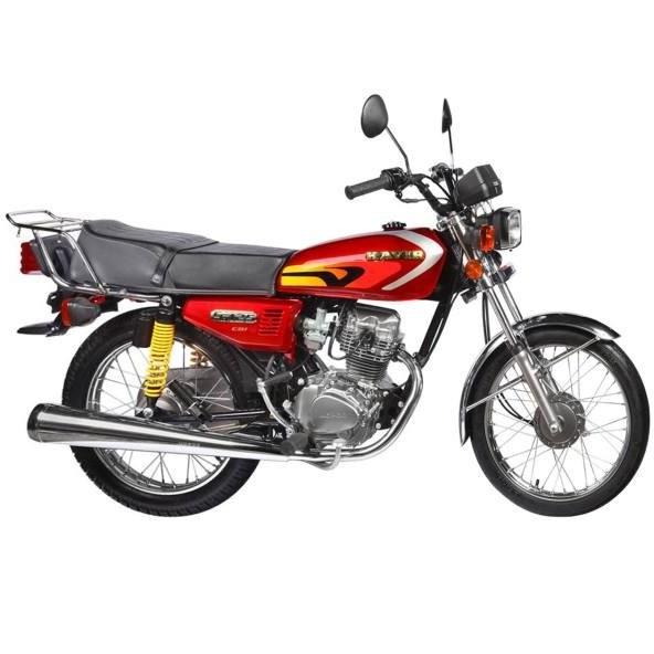 تصویر موتور سیکلت کویر مدل ۱۲۵ CDI سال ۱۳۹۹