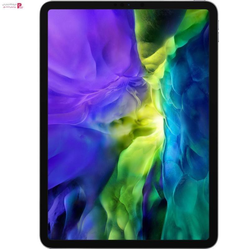 تصویر آیپد پرو 2020 وای فای 11 اینچ 256 گیگ اپل iPad Pro 11 wifi 256GB نقره ای Apple iPad Pro 11 inch 256GB Wi-Fi 2020 Silver