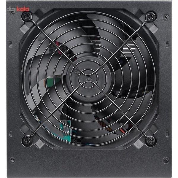 تصویر منبع تغذیه کامپیوتر ترمالتیک مدل Litepower 650W