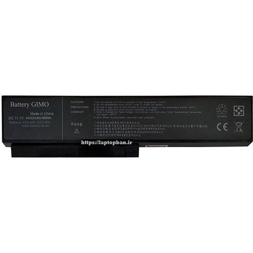 باتری لپ تاپ ال جی LG R410