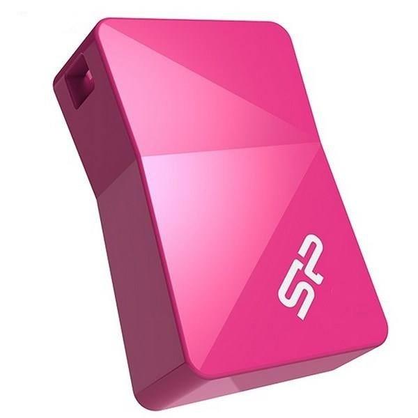 تصویر فلش مموری سیلیکون پاور Touch T08 - 32.0GB Flash Memory Silicon-Power Touch T08 - 32.0GB