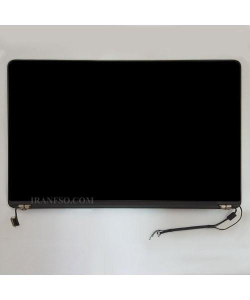 تصویر ال سی دی لپ تاپ اپل MacBook Pro A1398_2012 به همراه قاب و فلت