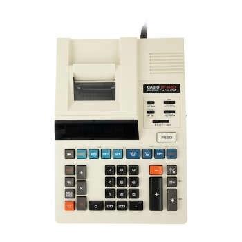 تصویر ماشین حساب کاسیو مدل DR-8420V