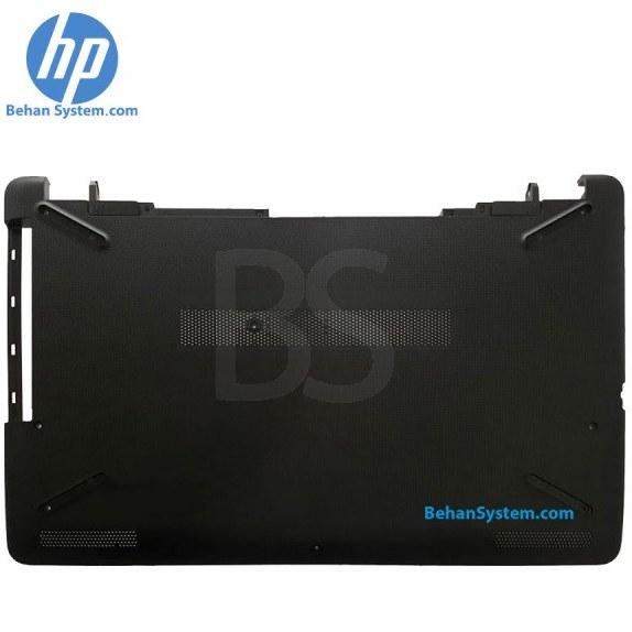 تصویر قاب کف لپ تاپ HP مدل 15-BS
