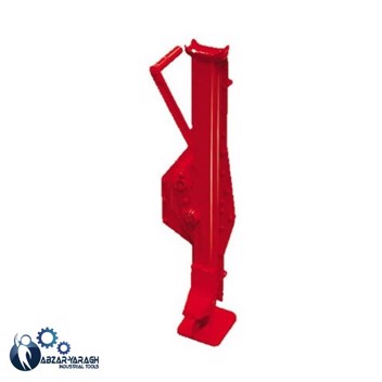 جک دنده ای مدل TRJ7310-5 | -BIG RED TRJ7310-5 Ratchet Steel Jack