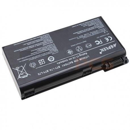 عکس باطری لپ تاپ ام اس آی MSI laptop battery CX620 -6cell  باطری-لپ-تاپ-ام-اس-ای-msi-laptop-battery-cx620-6cell