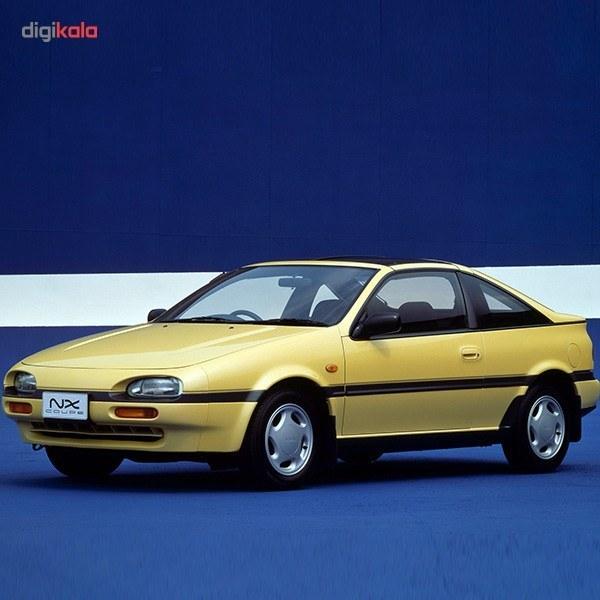 عکس خودرو نيسان NX دنده اي سال 1993 Nissan NX Coupe 1993 MT خودرو-نیسان-nx-دنده-ای-سال-1993 2