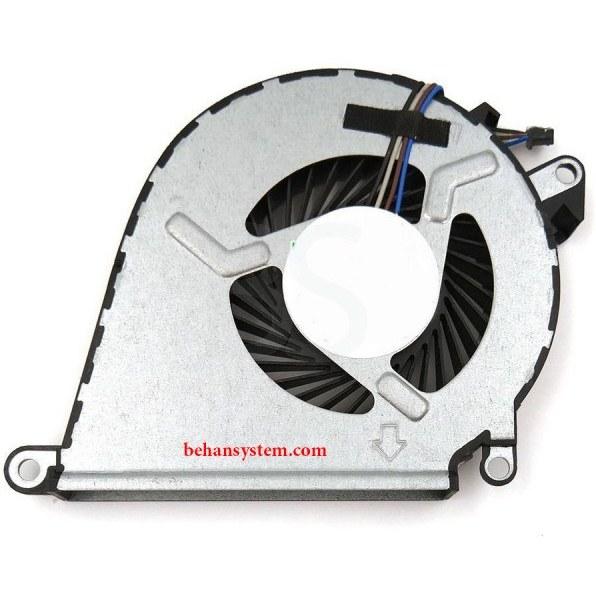 تصویر فن پردازنده لپ تاپ HP مدل Omen 15-ax چهار سیم / DC05V